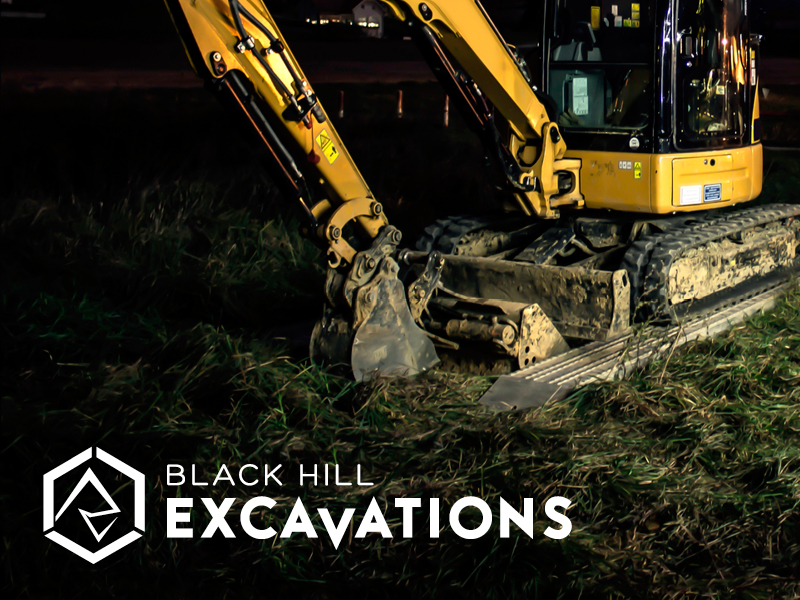 Black Hill Excavations