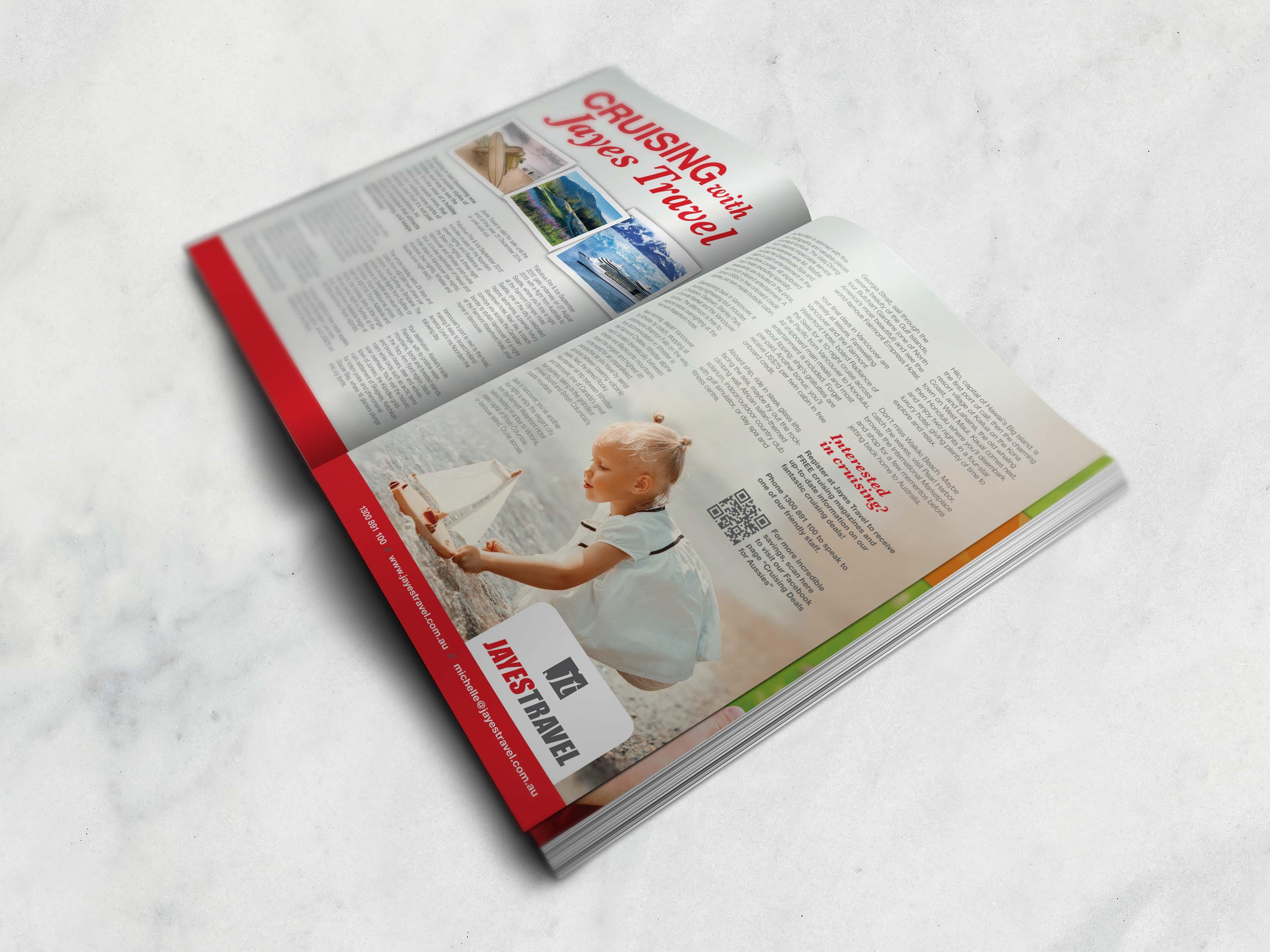 Jayes Press Ads