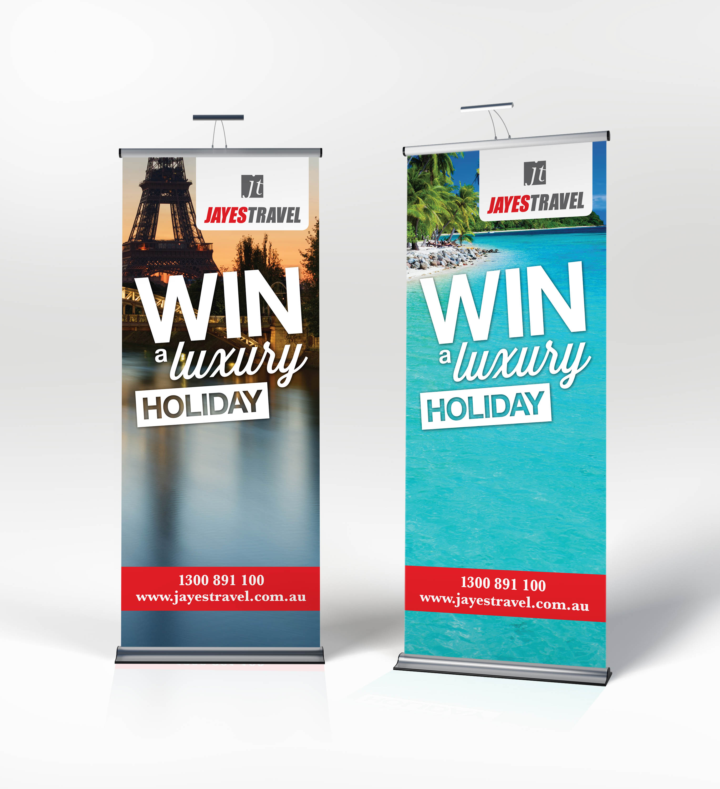 Jayes Pull Up Banner