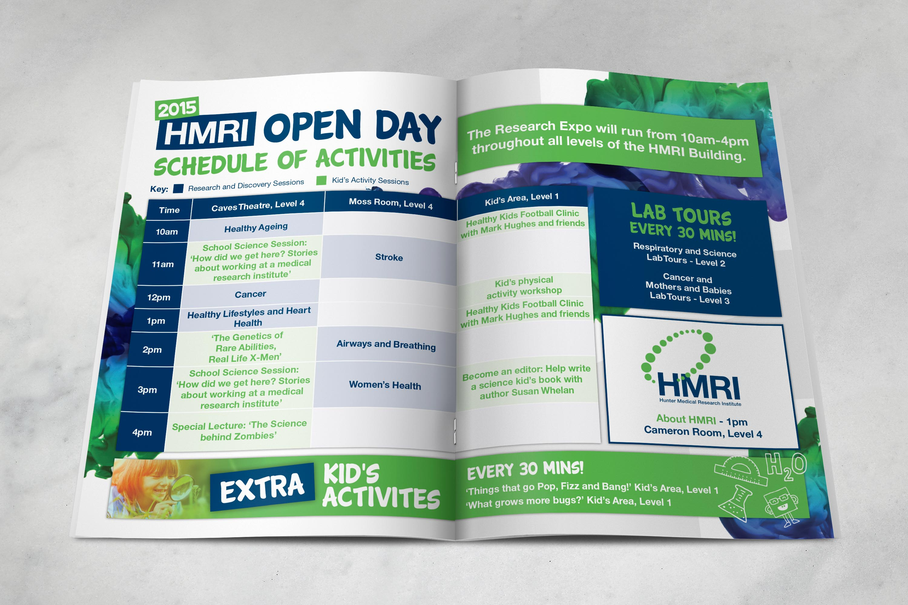 Open Day Booklet Inside