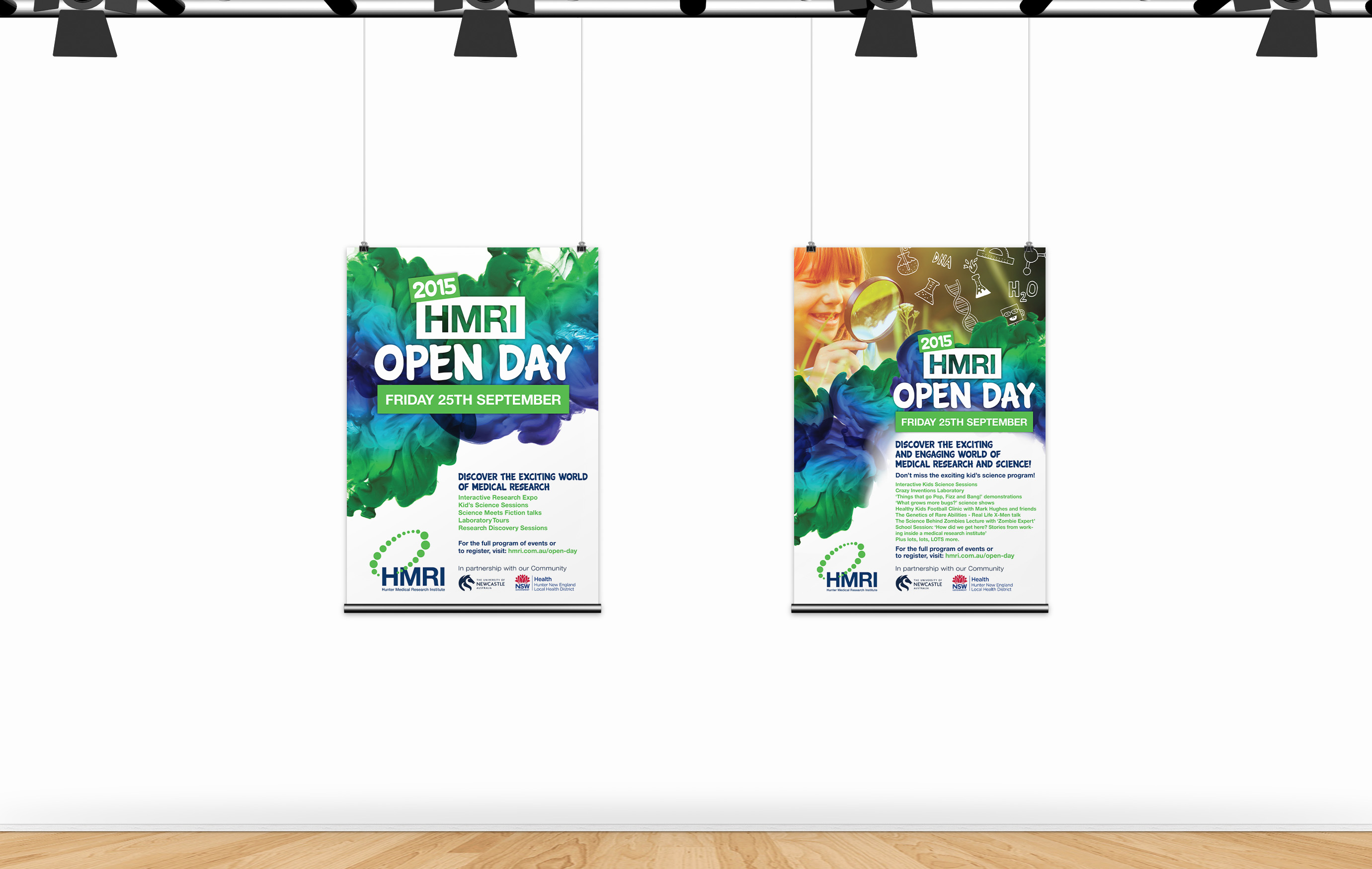 Open Day Posters