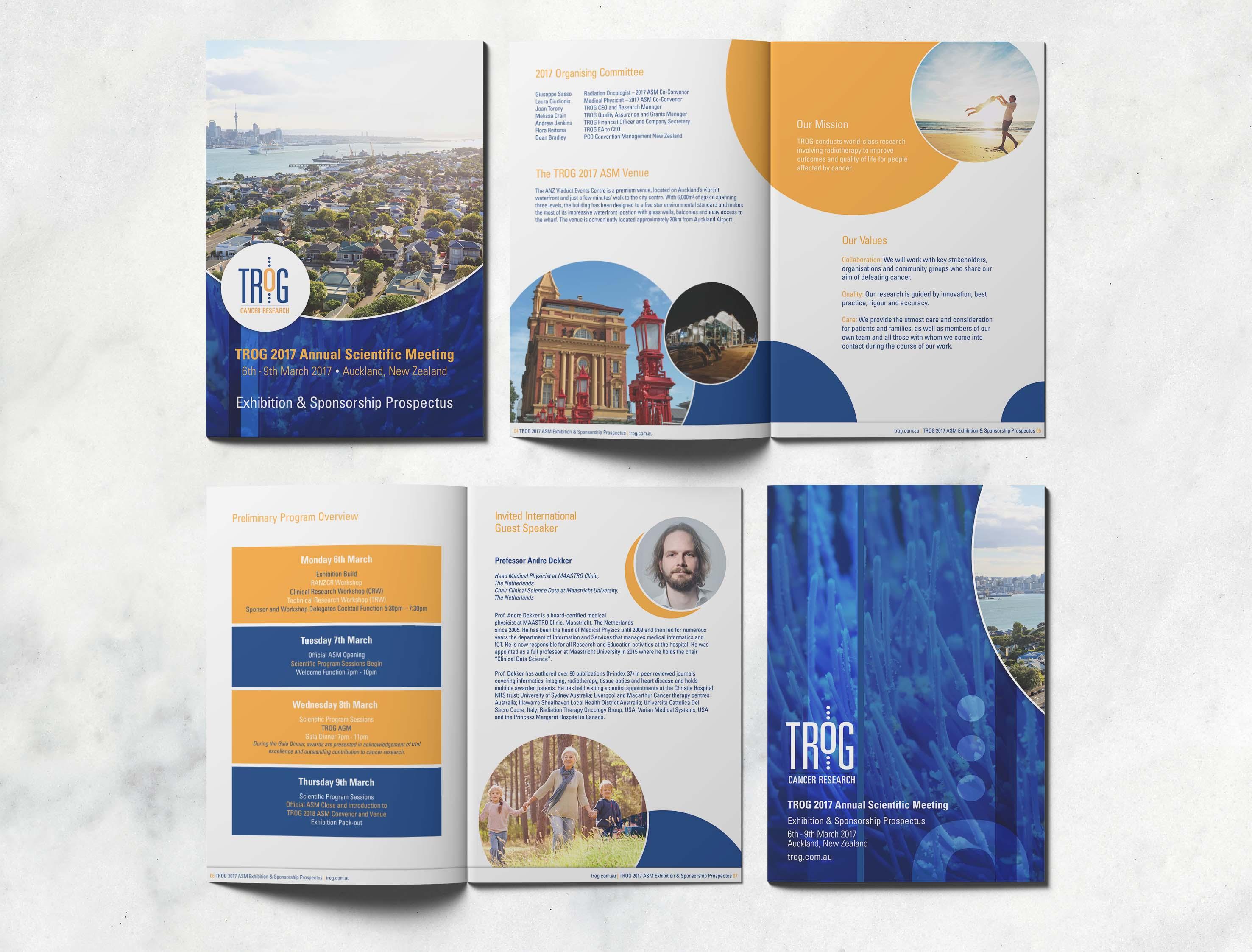 TROG Brochure Conference