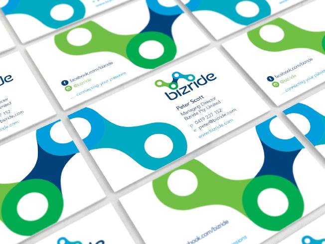 Bizride Business Cards