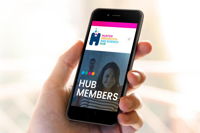 HISH-Website-Phone