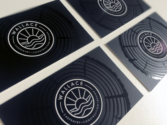 Wallace Business Cards