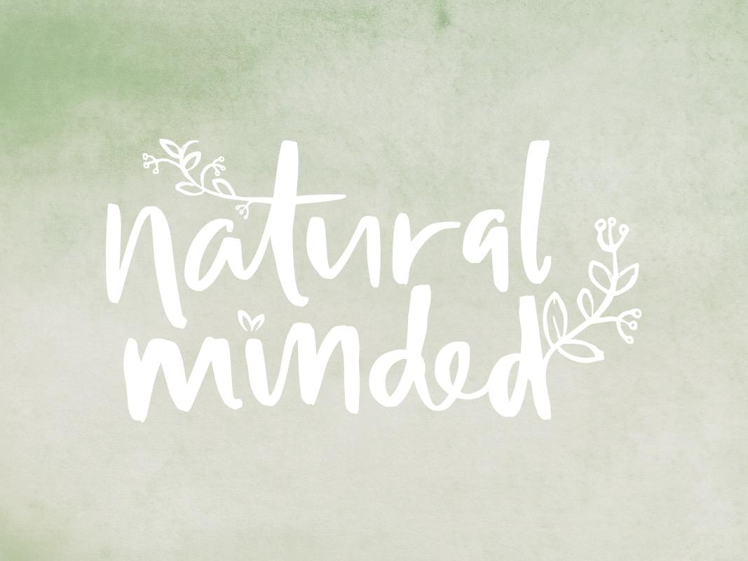 Natural Minded